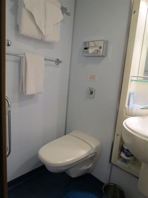 Cruise Ship Bathroom | Our Cruise | Pinterest