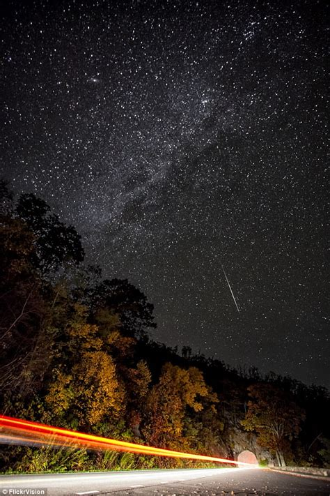 orionid meteor shower prepares  hit   england