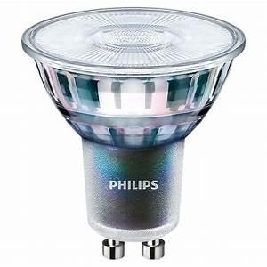 Gu 10 Lampen : philips master mv expertcolor led spotlight gu10 3 9w 2700k 36 degree beam angle ~ Markanthonyermac.com Haus und Dekorationen
