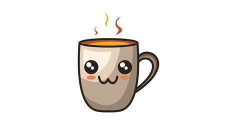 Sorry, there are no products in this collection. cute emoji coffee - Vector Emoji - Sticker | TeePublic