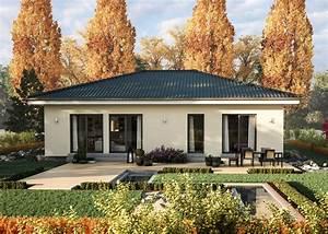 Fertighaus Bungalow 120 Qm : bungalow bauen mit massa haus barrierefrei als fertighaus ~ Markanthonyermac.com Haus und Dekorationen