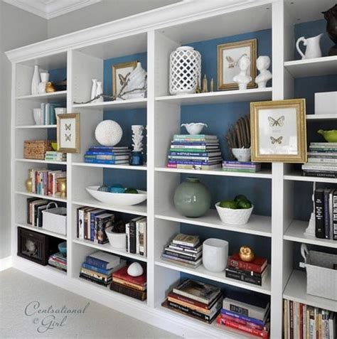 ikea bookshelf hack 30 genius ikea billy hacks for your inspiration 2017