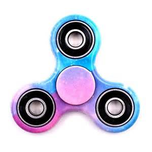 Amilife Edc Fidget Spinner High Speed Stainless Steel Bearing Adhd Focus Anxiety Relief Toys, Parent