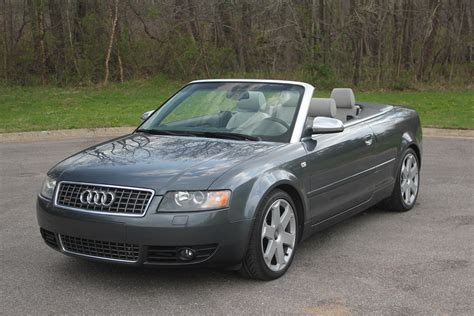 2005 Audi S4 Cabriolet Pictures Information And Specs