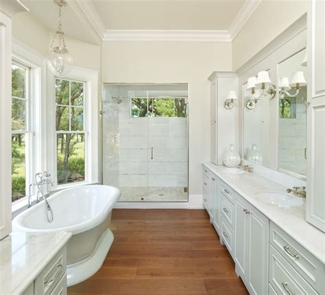 traditional master bathroom updated traditional