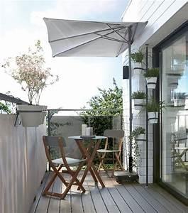 Rideau Pour Balcon : terrasse ou balcon 5 conseils pour l 39 am nager et le ~ Premium-room.com Idées de Décoration