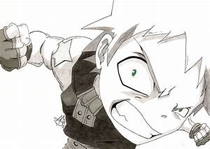 Soul Eater images Best drawing of Black★Star EVAR!!! HD ...