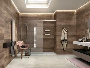 Carrelage Imitation Bois Salle De Bain : carrelage imitation bois pour salle de bain ~ Melissatoandfro.com Idées de Décoration