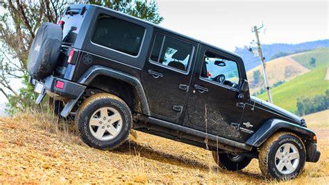 2014 Jeep Wrangler Review