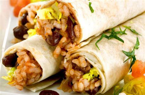 vegetarian burrito vegetarian burrito abundant energy