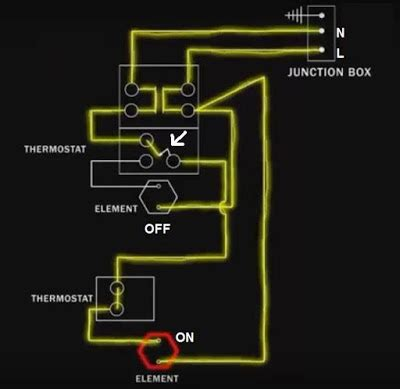 Wiring Diagram For Water by Electric Water Heater Wiring With Diagram Electrical