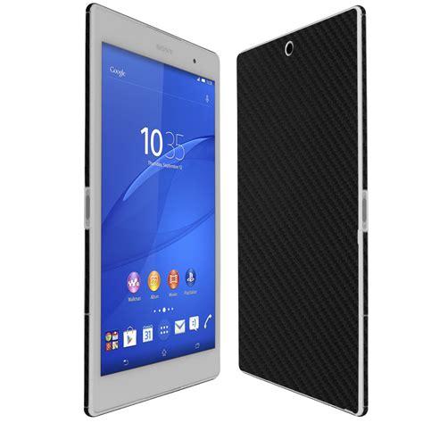 Skinomi TechSkin  Sony Xperia Z3 Tablet Compact Carbon