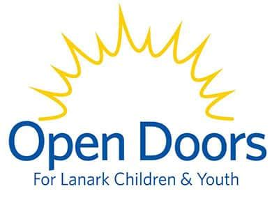 open doors  lanark children  youth perth factory
