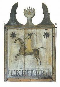black horse tavern sign hand painted primitive wood sign With what kind of paint to use on kitchen cabinets for personalized last name wall art