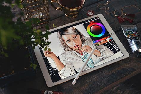 Att Rita Med Ipad Pro & Procreate ⋆ Adaras Blogazine