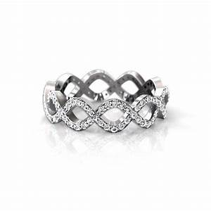 infinity diamond wedding ring jewelry designs With wedding ring infinity design