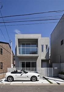 Modern, Zen, Design, House, I, In, Tokyo, Japan