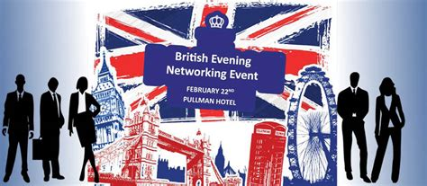 british evening networking event brcc