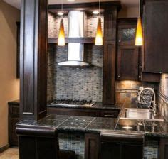 rustic kitchen cabinets pictures carrara marble backsplash with a herringbone pattern slate 4991