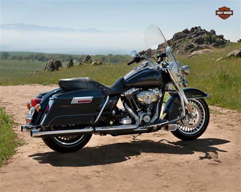 2013 Harley-davidson Flhr Road King Review