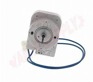 Wg03f00256   Ge Refrigerator Evaporator Fan Motor