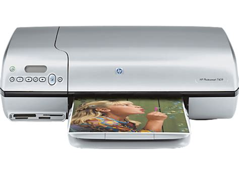 Catalog drivers printers hp photosmart 7450. HP Photosmart 7450 Photo Printer drivers - Download