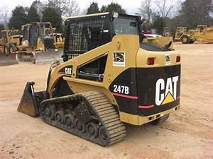 Cat 247b Skid Steer Loader