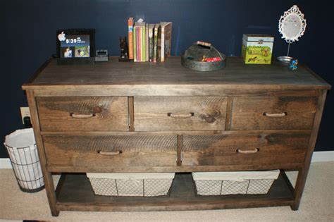 Pottery Barn Wide Camp Dresser