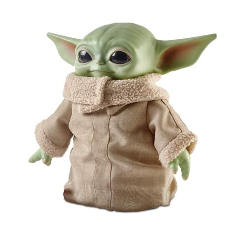 Star Wars The Child Small Yoda Soft Figure : in 2020 ...