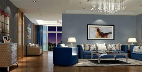 Interior Design Ideas Blue Living Room by Blue Sofa 50 Interior Design Ideas With Sofa In Blue