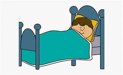 Sleeping Clipart Sleep Healthy Clip Boy Bed
