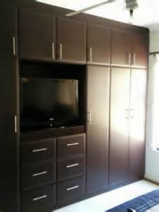 Bedroom Built in Wall Units