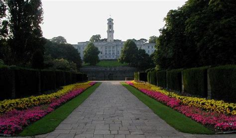 8 Self-Guided Walking Tours in Nottingham, England ...