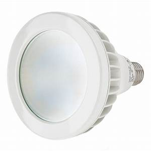 Par led bulb w dimmable flood light