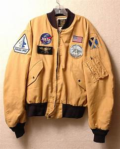 NASA Pilots Jacket - Pics about space