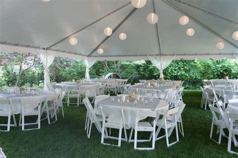 Tent Wedding Decorations Glass Vas Within Backyard Wedding Decorations Gold Pink Paper Lantern