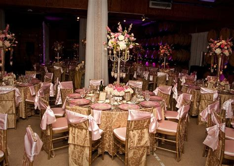 Your Event Solution4yes com Weddings Pink Gold