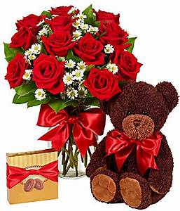 Luxury One Dozen Red Roses Bundle at From You Flowers