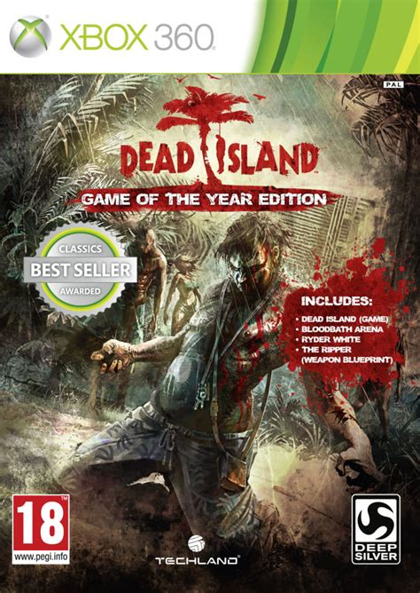 dead island game   year edition xbox  zavvi