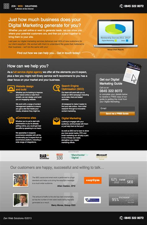 web design landing page 36 creative landing page design exles a showcase and