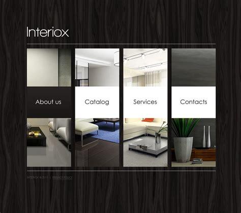 home interior website interior design website template 32632