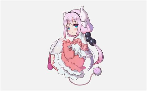 kobayashi san chi  maid dragon kanna kamui kobayashi