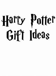 The Best Harry Potter Gift Ideas 2015