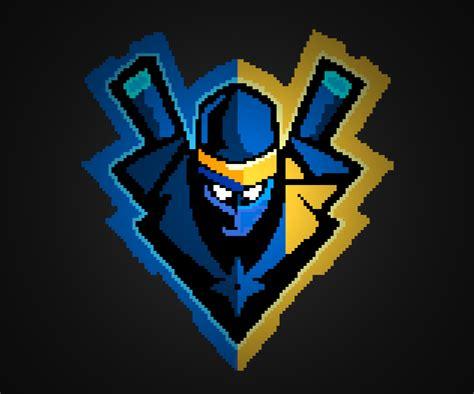 Artstation Ninja Logo Brandon Gormley