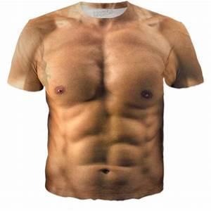 Fake Abs T-Shirt