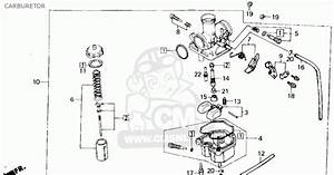Honda Rancher 350 Parts Diagram