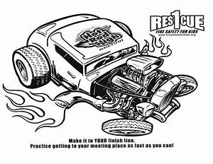 61 best images about coloring hot rod on pinterest With 34 ford hot rod