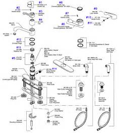 Pfister Pasadena Faucet Manual by How To Repair A Price Pfister Kitchen Faucet