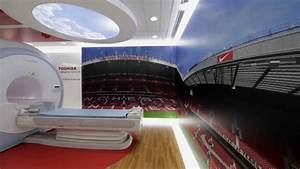 Toshiba Imaging Center Opening at Manchester United AON ...