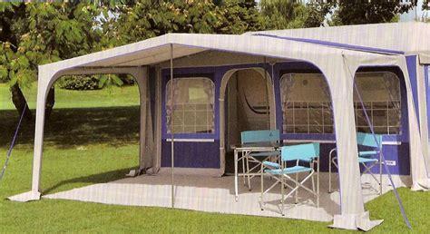 verande roulotte tende parasole per roulotte conver foto e prezzi zona